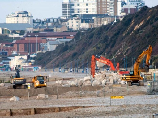 Bournemouth Beach Management Scheme