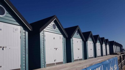 Getting year round use from your Beach Hut
