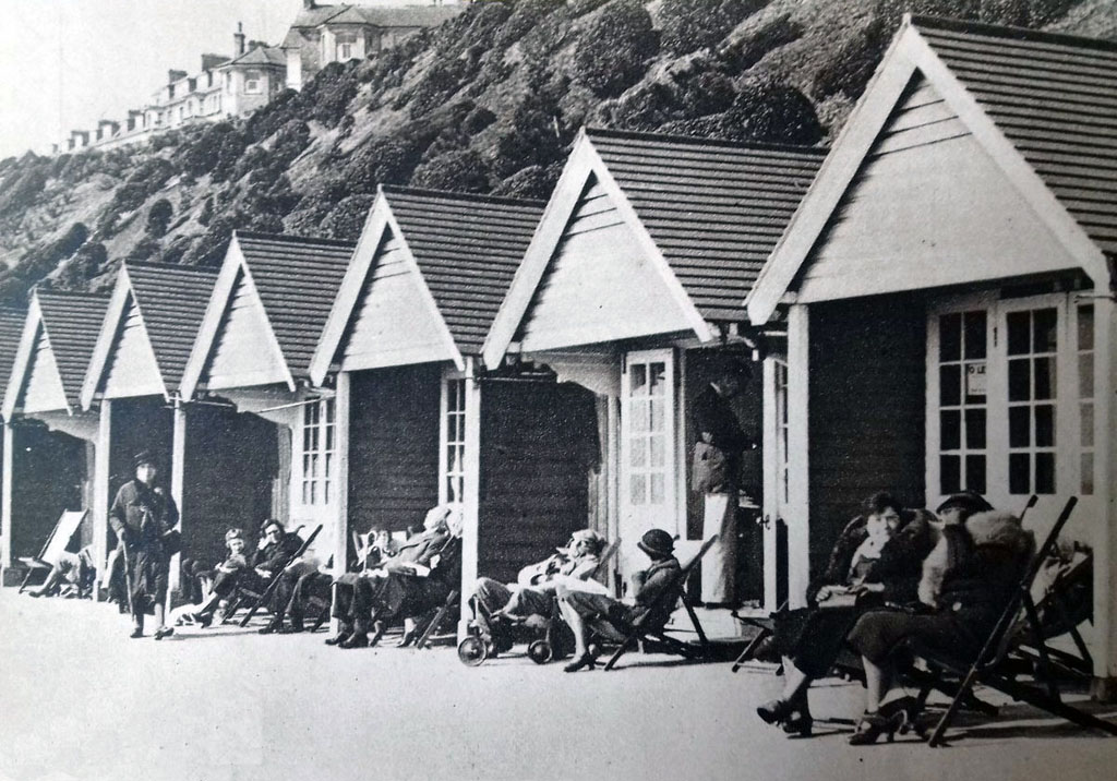 beach bungalows in bournemouth